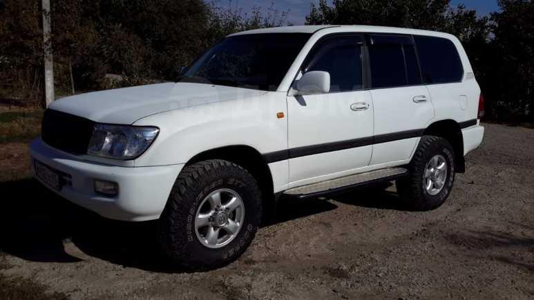 Toyota Land Cruiser, 1999 год, 820 000 руб.