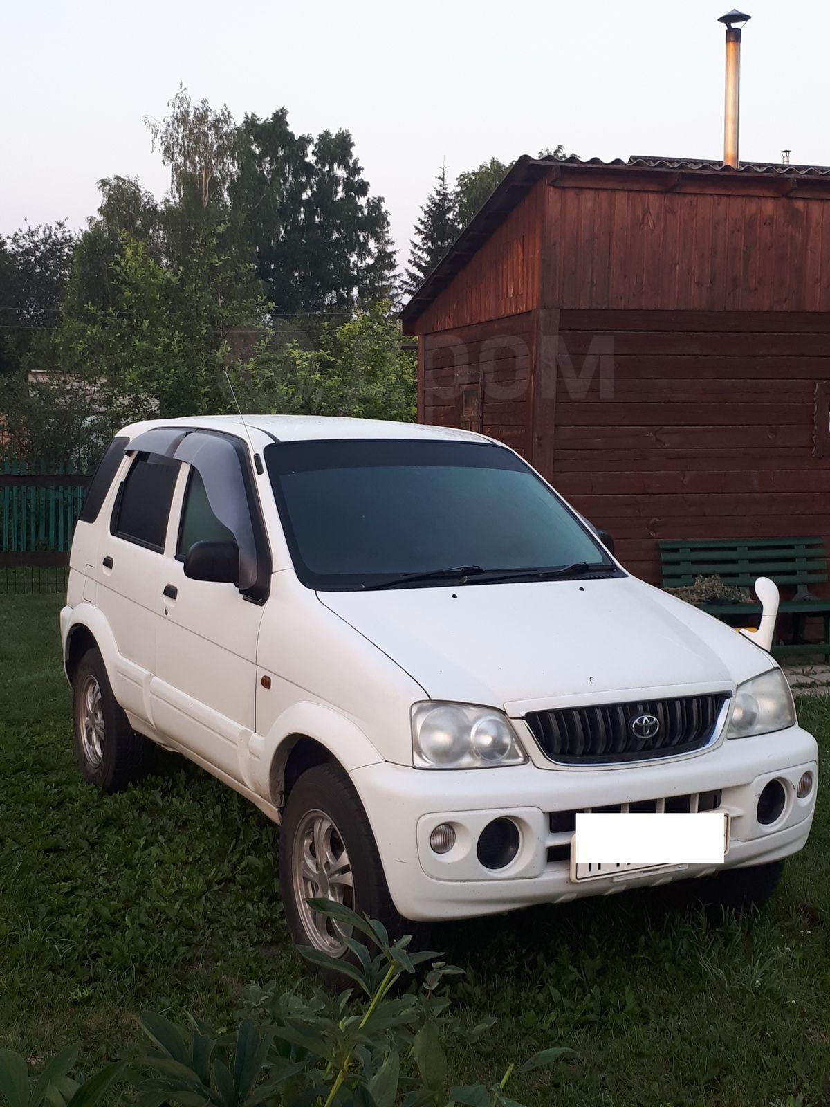 ca8ceb4dff36 Купить автомобиль Тойота Ками 2004 в Новосибирске, Отличная надежная ...