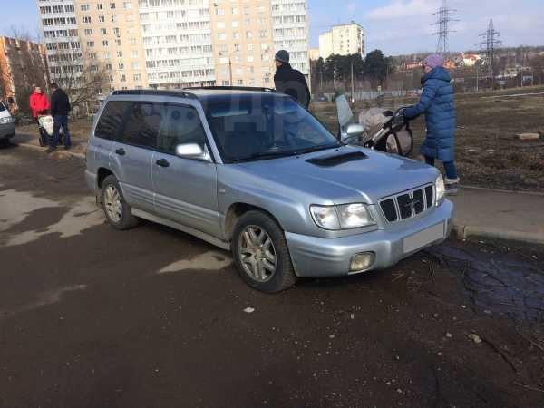 Subaru Forester, 2002 год, 160 000 руб.
