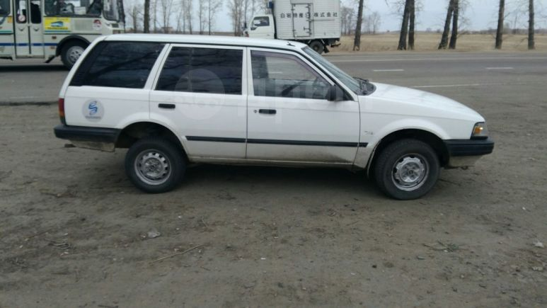 Mazda Familia, 1993 год, 65 000 руб.