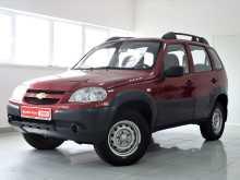 Chevrolet Niva, 2011 г., Пермь
