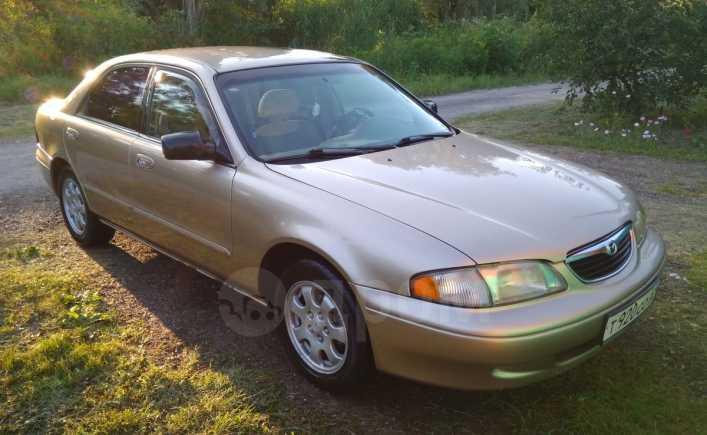Mazda 626, 1999 год, 120 000 руб.