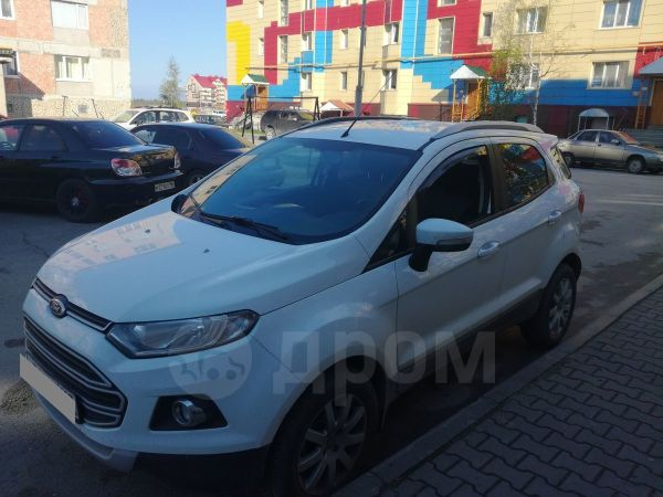 Ford EcoSport, 2015 год, 800 000 руб.