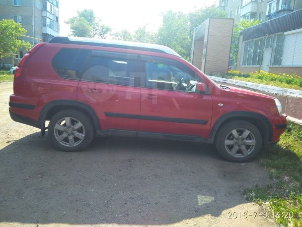 Nissan X-Trail, 2008 год, 548 000 руб.