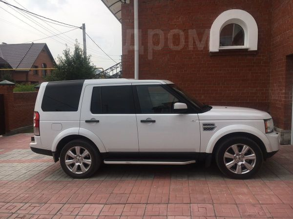 Land Rover Discovery, 2013 год, 1 999 000 руб.