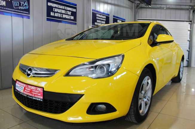 Opel Astra GTC, 2012 год, 479 900 руб.