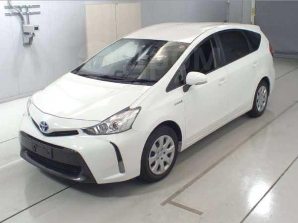 Toyota Prius a, 2015 год, 1 175 000 руб.