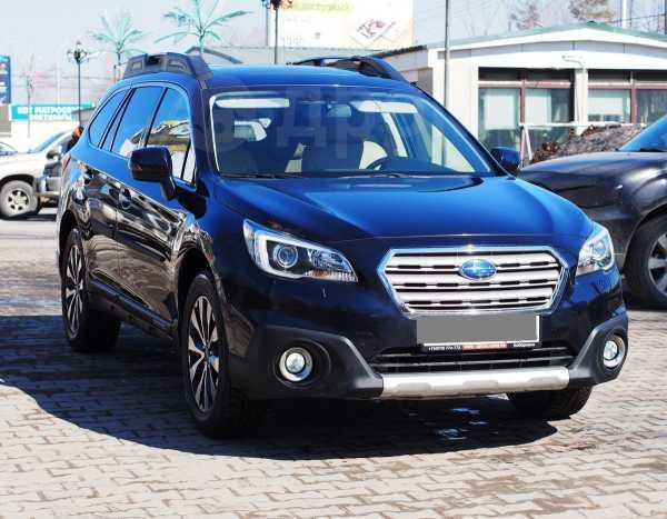 Subaru Outback, 2015 год, 1 830 000 руб.