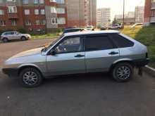 ВАЗ (Лада) 2109, 2002 г., Красноярск
