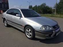 Иркутск Avensis 2000