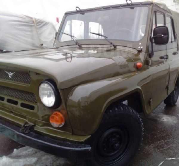 УАЗ 3151, 1998 год, 140 000 руб.