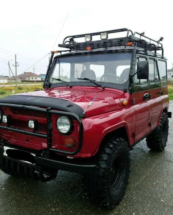 УАЗ 469, 1994 год, 280 000 руб.