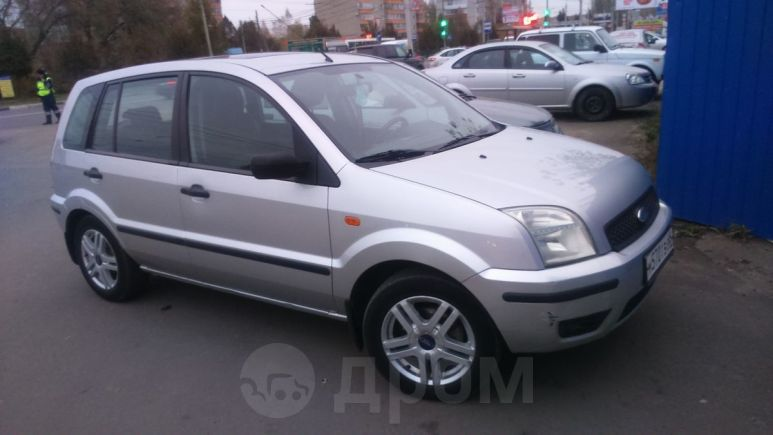 Ford Fusion, 2005 год, 235 000 руб.
