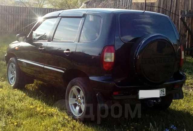 Chevrolet Niva, 2007 год, 280 000 руб.