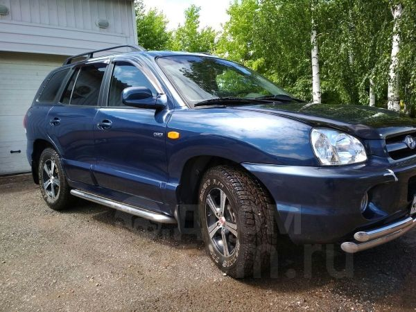Hyundai Santa Fe Classic, 2008 год, 530 000 руб.