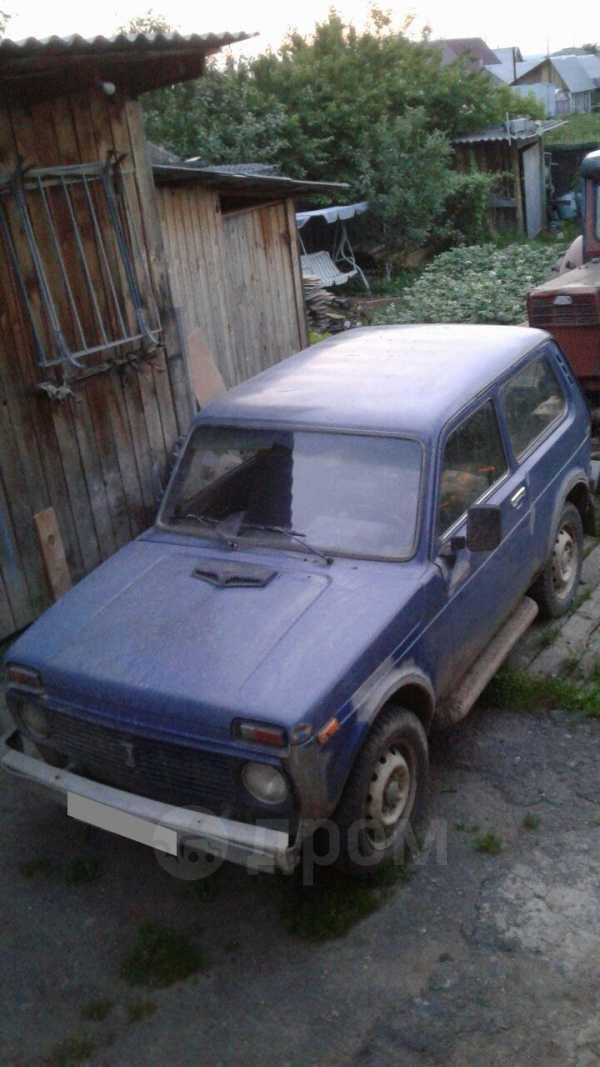 Лада 4x4 2121 Нива, 2002 год, 80 000 руб.
