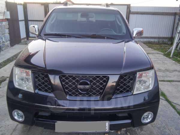 Nissan Pathfinder, 2007 год, 745 000 руб.