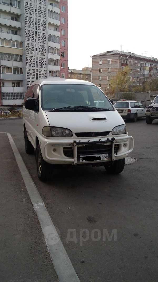 Mitsubishi Delica, 1996 год, 399 000 руб.