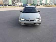 Nissan Wingroad, 2000 г., Новосибирск