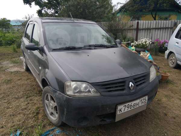 Renault Logan, 2008 год, 140 000 руб.
