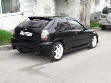 Магадан Civic 1997