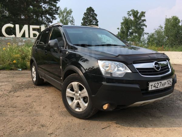 Opel Antara, 2007 год, 580 000 руб.