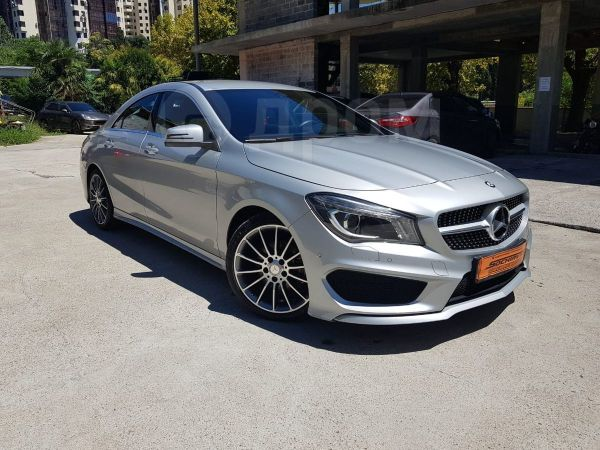 Mercedes-Benz CLA-Class, 2015 год, 1 530 000 руб.