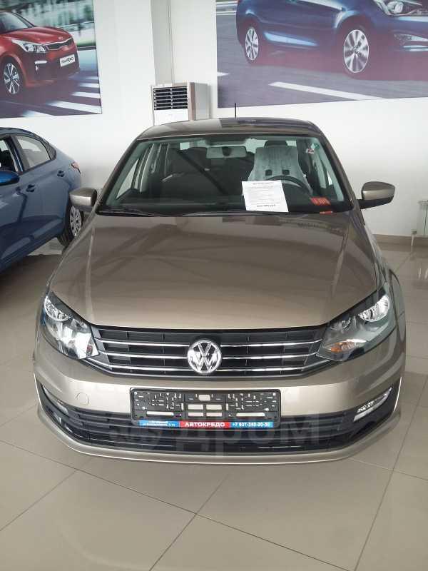 Volkswagen Polo, 2018 год, 854 900 руб.
