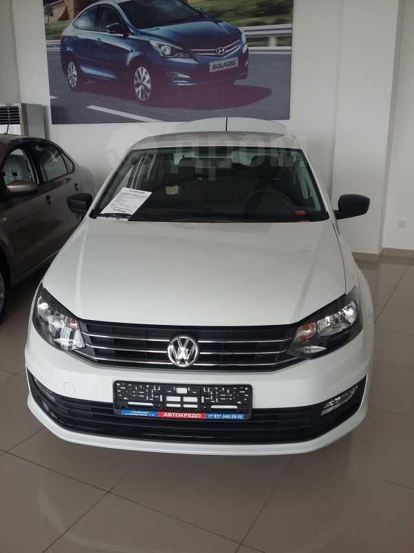 Volkswagen Polo, 2018 год, 714 000 руб.