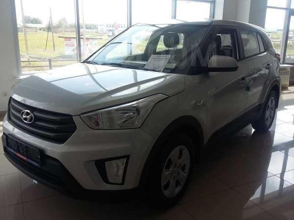 Hyundai Creta, 2018 год, 1 065 000 руб.