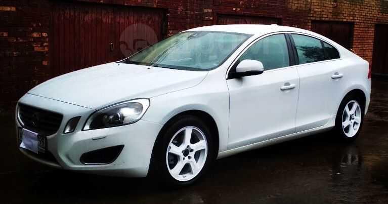 Volvo S60, 2011 год, 600 000 руб.