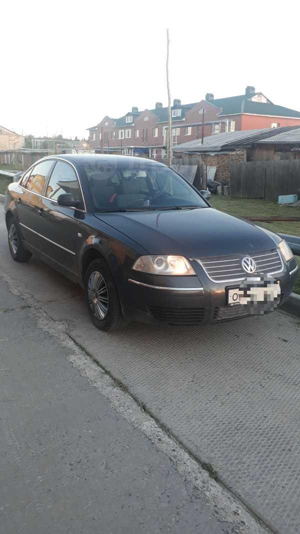 Volkswagen Passat, 2003 год, 250 000 руб.