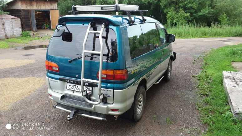 Mitsubishi Delica, 1997 год, 580 000 руб.