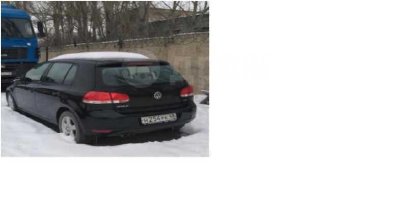 Volkswagen Golf, 2012 год, 320 000 руб.