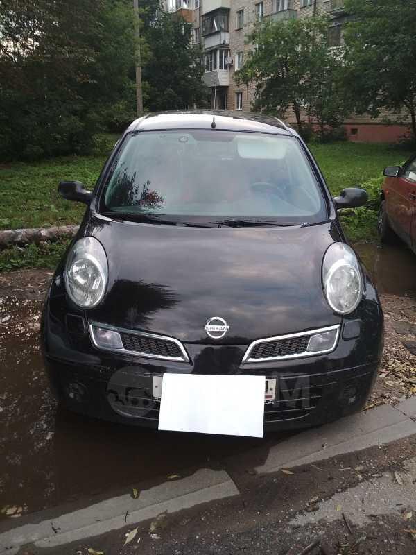 Nissan Micra, 2008 год, 260 000 руб.