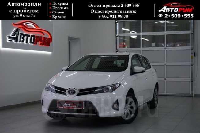 Toyota Auris, 2013 год, 837 000 руб.