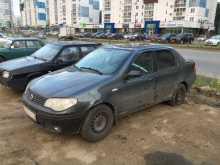 FIAT Albea, 2008 г., Челябинск