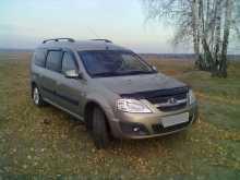 Иркутск Ларгус 2016