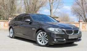Иловля BMW 5-Series 2015