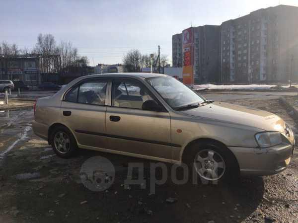Hyundai Accent, 2006 год, 175 000 руб.
