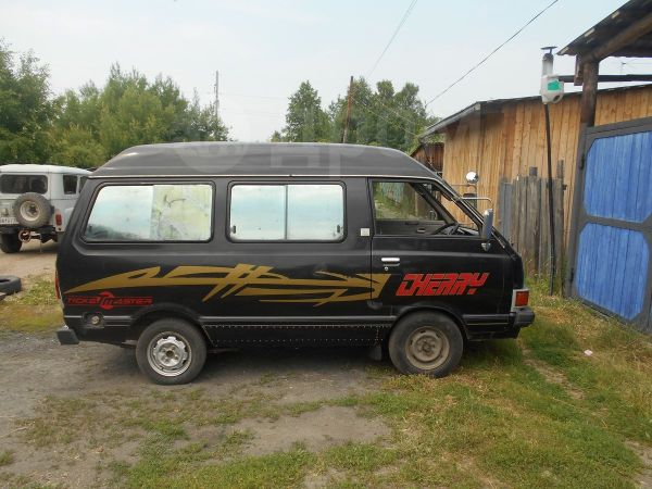 Nissan Vanette, 1983 год, 50 000 руб.