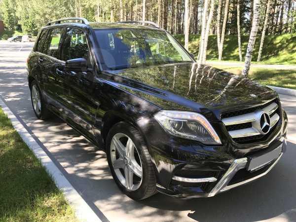 Mercedes-Benz GLK-Class, 2013 год, 1 349 000 руб.