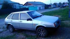 ВАЗ (Лада) 2109, 2003 г., Томск