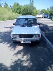 ВАЗ (Лада) 2105, 2005 г., Томск