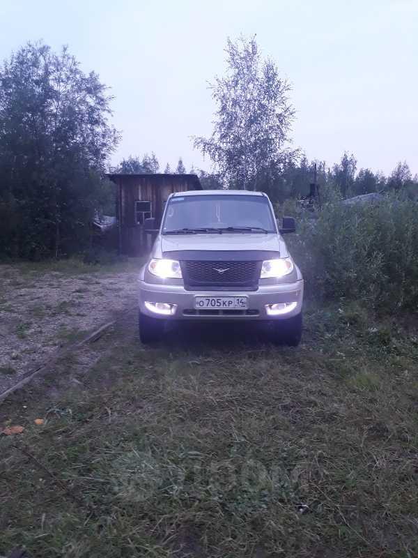 УАЗ Патриот Пикап, 2013 год, 495 000 руб.