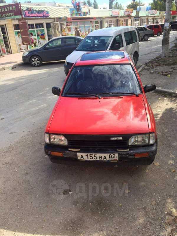 Mazda 121, 1990 год, 70 000 руб.