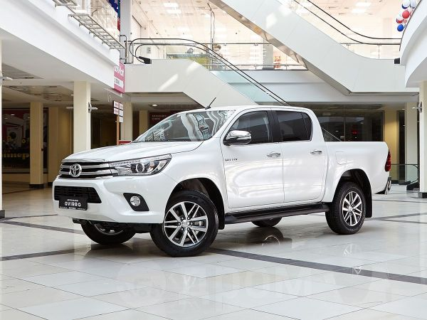 Toyota Hilux Pick Up, 2018 год, 2 486 000 руб.