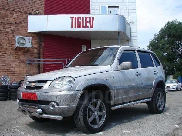 Chevrolet Niva, 2004 год, 327 000 руб.