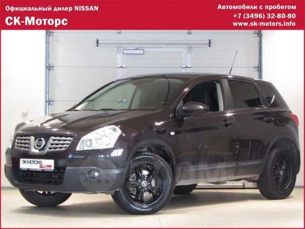 Nissan Qashqai, 2009 год, 549 000 руб.