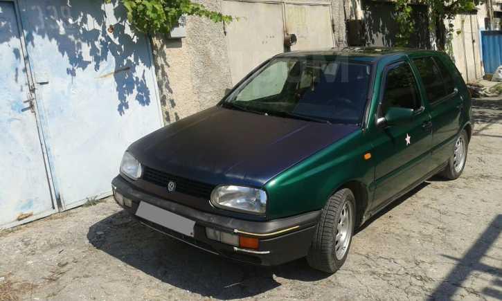 Volkswagen Golf, 1996 год, 120 000 руб.